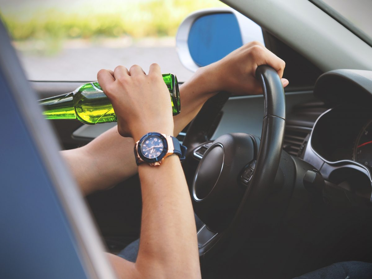 Consequences of Driving Under the Influence in California