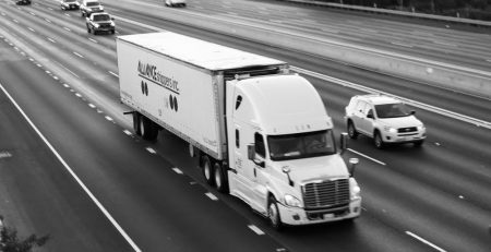 Commercial Trucking Accidents in California