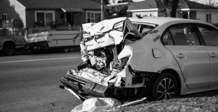 San Diego, CA - Deadly Collision at Genesee Ave & Chateau Dr