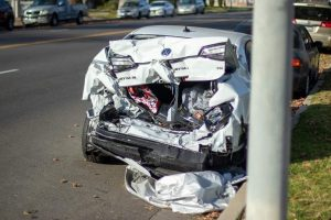 Fallbrook, CA - Hit-&-Run Traps Driver in Car on Rainbow Valley Blvd