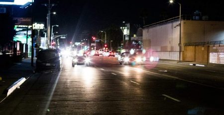 San Diego, CA - Speeding Driver Injures 2 on Imperial Ave