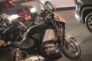 Mission Valley, CA - Motorcycle Accident at I-15 & I-8