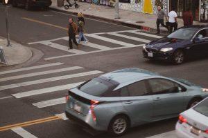 San Diego, CA - Fatal Pedestrian Crash on I-8 at Hotel Cir
