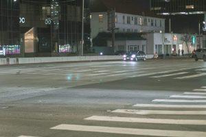 San Diego, CA - Speeding-Related Injury Crash on Mira Mesa Blvd