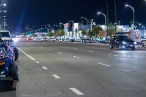 San Diego, CA - 1 Killed, 1 Injured in SUV Rollover on Garnet Ave
