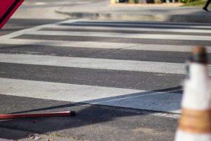 San Diego, CA - Pedestrian Crash at Mt Abbey Ave & Mt Acadia Blvd