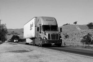 Carlsbad, CA - Crash with 2 Semi-Trucks at I-5 & La Costa Ave