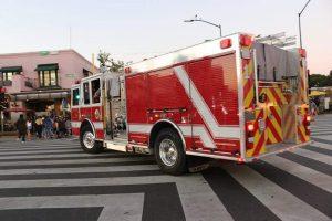 San Diego, CA - Deadly Pedestrian Crash at I-5 & Cesar Chavez Pkwy