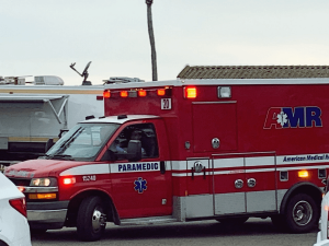 San Diego, CA - 2 Injured in Collision at Adams Ave & Mountain View Dr