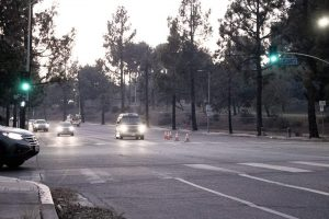 San Diego, CA - Head-On Injury Collision near Lincoln Park High