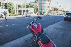 San Diego, CA - Motorcyclist Critically Injured on Pomerado Rd